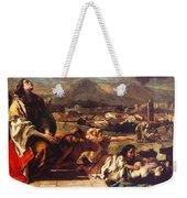 tiepolo15 Giovanni Battista Tiepolo Weekender Tote Bag