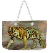 Save Tiger Weekender Tote Bag