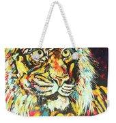 Tiger #2 Weekender Tote Bag