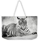 Tiger Cub At Rest Weekender Tote Bag