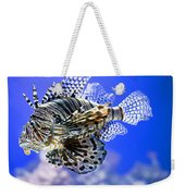 Tiger Fish Weekender Tote Bag