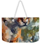 Tiger Hotty Totty Style Weekender Tote Bag