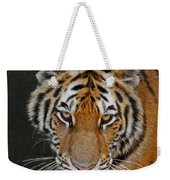 Tiger Hunting Weekender Tote Bag