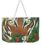 Tiger Prey  Weekender Tote Bag