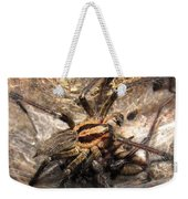 Tiger Spider  Weekender Tote Bag
