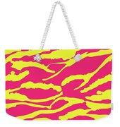 Tiger Stripes Weekender Tote Bag
