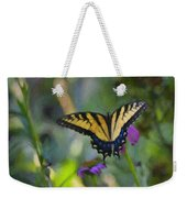 Tiger Swallowtail Painting Weekender Tote Bag