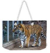 Tiger Territory 4 Weekender Tote Bag