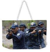 Tigres Commandos Conduct Bounding Weekender Tote Bag