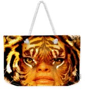 Tigress Weekender Tote Bag