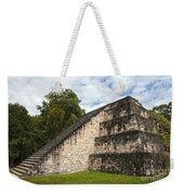 Tikal Mayan Site Guatemala Weekender Tote Bag