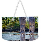 Tiki Butts Weekender Tote Bag