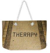 Tile Therapy Weekender Tote Bag