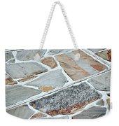 Tiles From Sandstone Quarried Stone Weekender Tote Bag