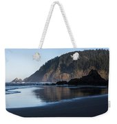Tillamook Head Reflection Weekender Tote Bag