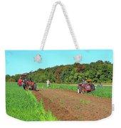 Tilled Soil   Weekender Tote Bag