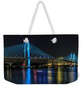 Tilikum Crossing Weekender Tote Bag
