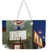 Tillie, Wonder Bar Weekender Tote Bag