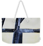 Timber Framing Detail Weekender Tote Bag
