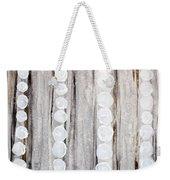Timber Weekender Tote Bag
