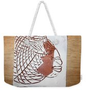 Time - Tile Weekender Tote Bag