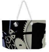 Time And Space Weekender Tote Bag
