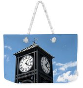 Time And Time Again Weekender Tote Bag