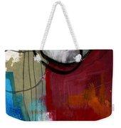 Time Between- Abstract Art Weekender Tote Bag
