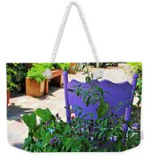 Time Can Do So Much Weekender Tote Bag