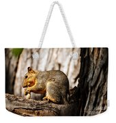Time For A Peanut Weekender Tote Bag