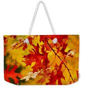 Time For Change Weekender Tote Bag