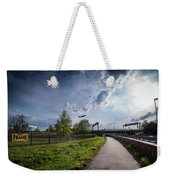 Time For Holidays Weekender Tote Bag