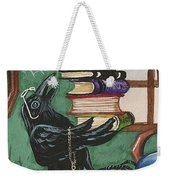 Time For Learning Weekender Tote Bag