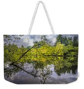 Time For Reflecting Weekender Tote Bag