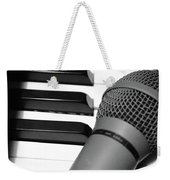 Time For Song Weekender Tote Bag