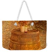 Time For Wine - 6015 Weekender Tote Bag
