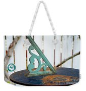 Time  From The Past Weekender Tote Bag