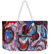 Time Goes By Weekender Tote Bag