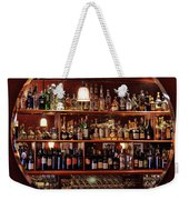 Time In A Bottle - Croce's Place Weekender Tote Bag
