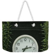 Time In The Garden Weekender Tote Bag