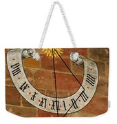 Time ... Weekender Tote Bag
