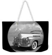 Time Portal - '41 Cadillac Weekender Tote Bag