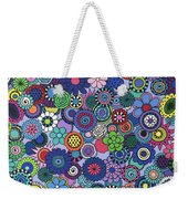 Time To Bloom Weekender Tote Bag