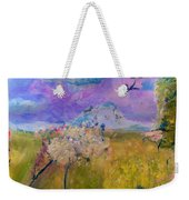 Time To  Feel The Breeze Weekender Tote Bag
