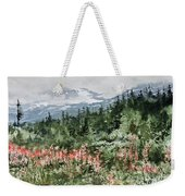 Time To Go Home Weekender Tote Bag