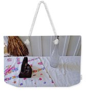 Time To Iron Weekender Tote Bag