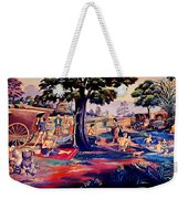 Time To Relax And Have Some Fun Weekender Tote Bag