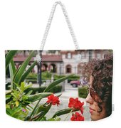 Time To Smell The Flowers Weekender Tote Bag