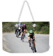 Time Trial 22 Weekender Tote Bag