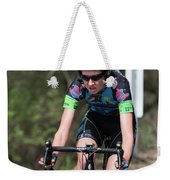Time Trial 27 Weekender Tote Bag